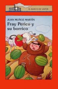 Muñoz Martin, Juan - Fray Perico 01 - Fray Perico y su borrico [Portada]
