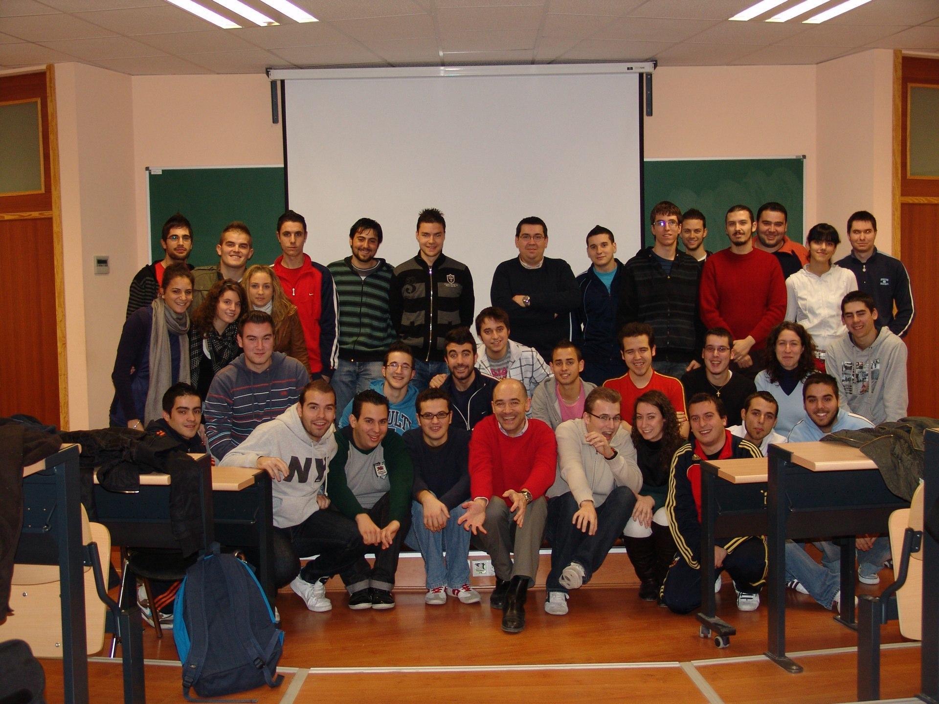 Auditoría Informática curso 2009-2010