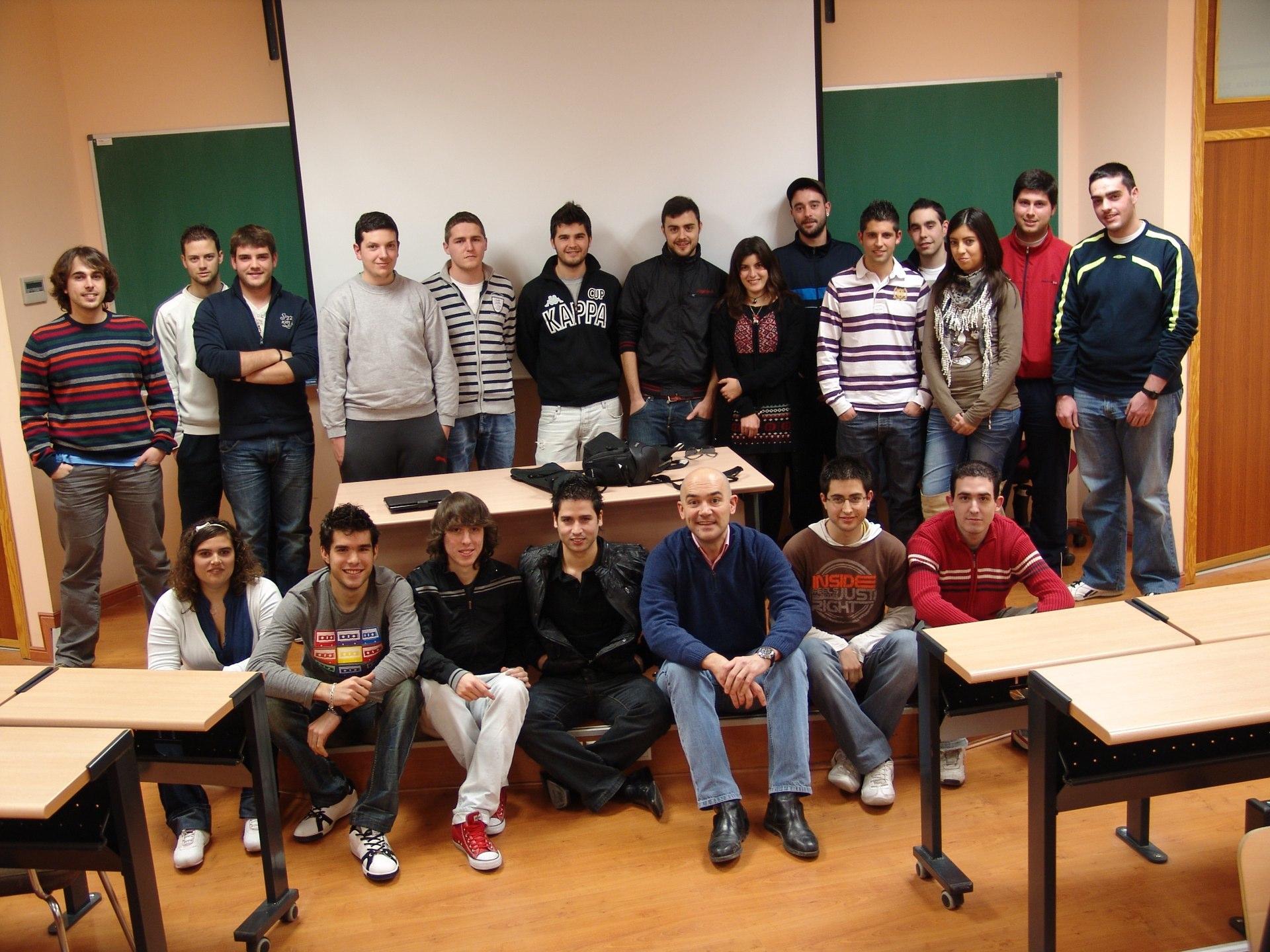 Auditoría Informática curso 2010-2011
