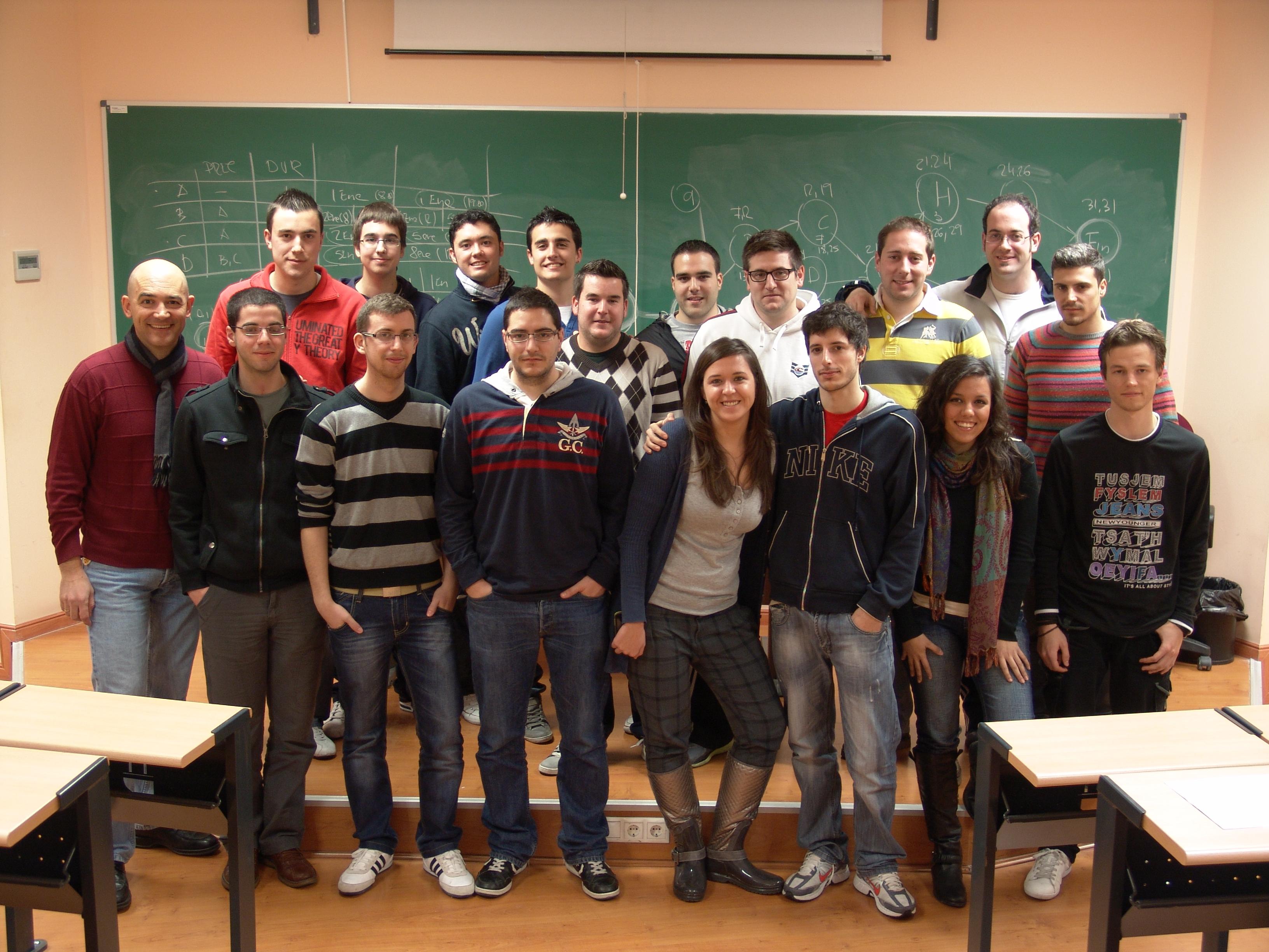 Auditoría Informática curso 2011-2012