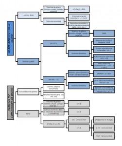 Arbol Decisiones Lesiones - violencia de género y doméstica